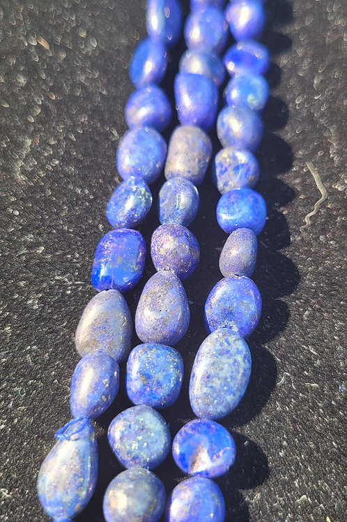 Smooth Lapis Nuggets