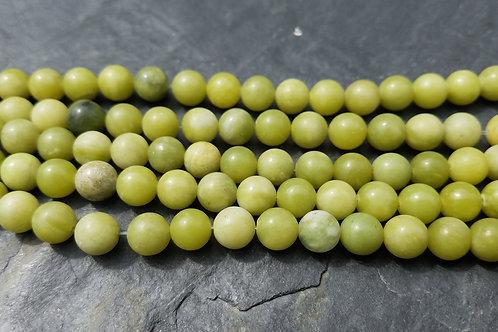Mashan Jade - 8 mm