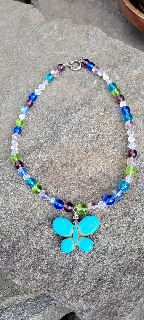 RAINBOWS AND BUTTERFLIES NECKLACE.jpg