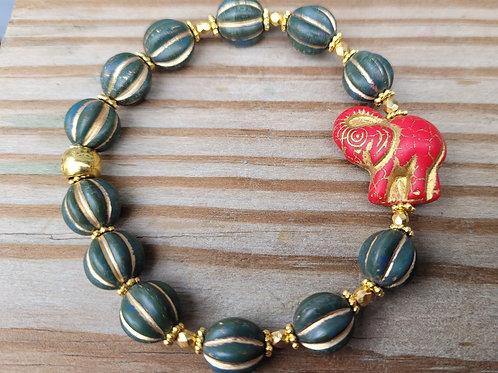Good Luck Elephant Stretch Bracelet Kits