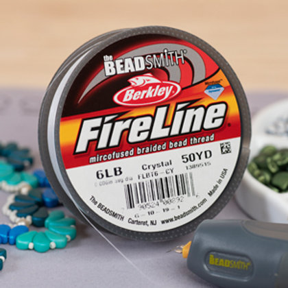 6 Lb. Fireline