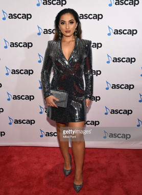 Vanessa Wong ASCAP Latino