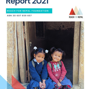 REACH for Nepal Annual Report 2020-21