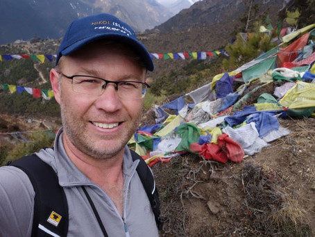 ABC Journalist and Newsreader Craig Allen to visit Nepal in 2020 with RFN for one of the projects