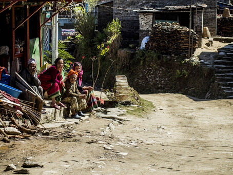 REACH for Nepal's Livelihood Support Package