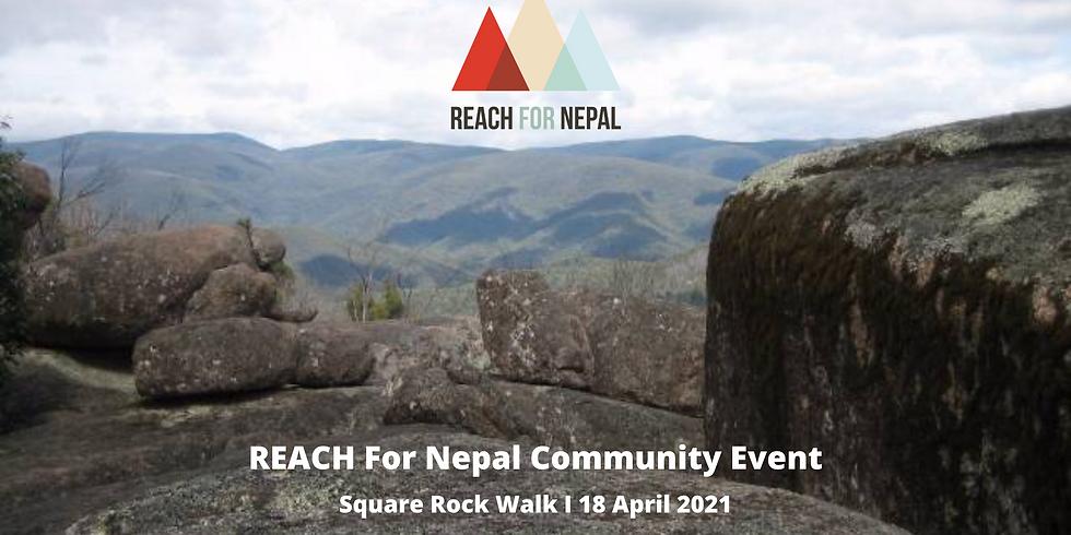 RFN Community Event I Square Rock Walk I 18 Apr 2021