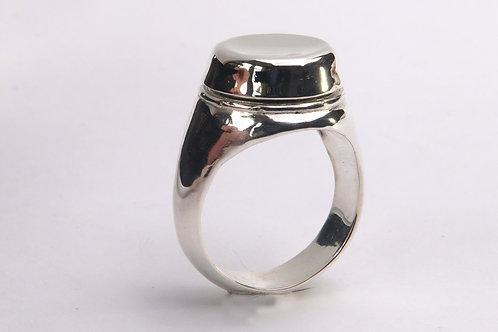 Snuff Holder Ring