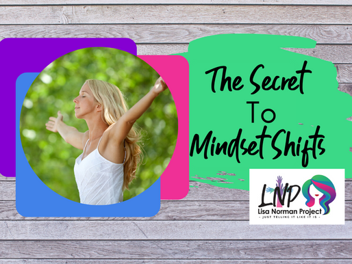 The Secret to Mindset Shifts: Happy Mom Chaotic Life Ep. 1