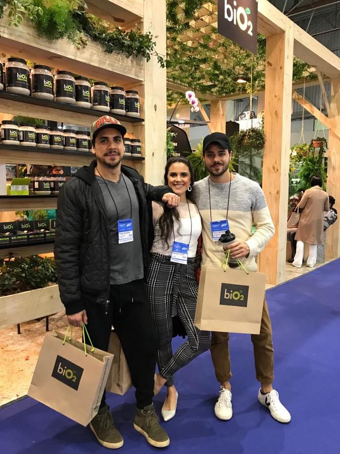 Feira de produtos orgânicos! Natural Tech e BioBrazilFair no Pavilhão do Anhembi - 2018