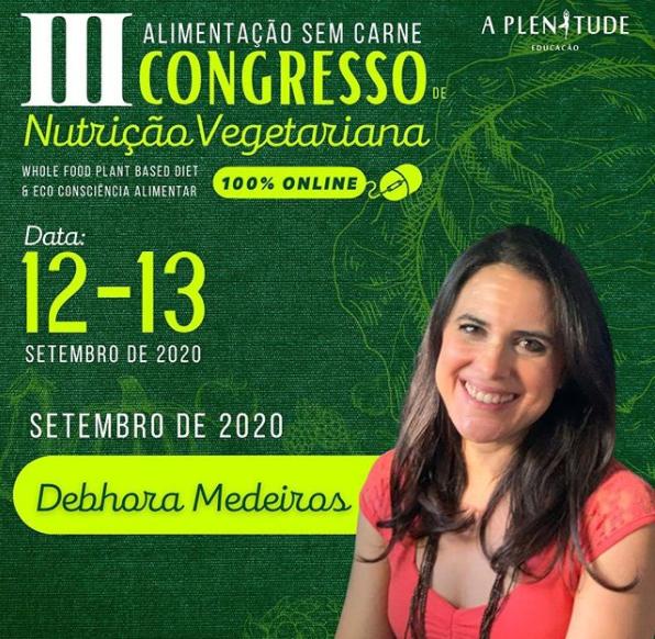 Congresso de Nutrição Vegetariana