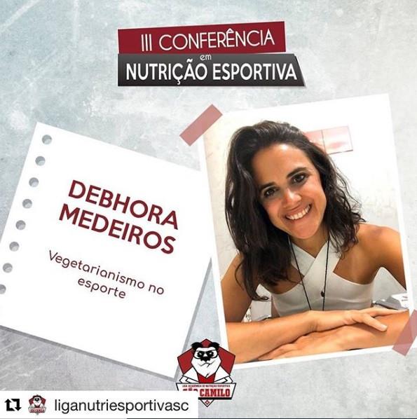 Conferência em Nutrição Esportiva