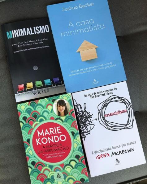 Segue a seleção de livros que vou ler!