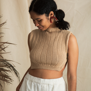 How I Turned My Mental Health Distraction Into High-End Knitwear