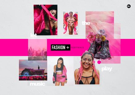 Fashion + Festivals