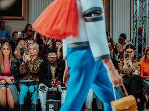 The World is on Fire And Yet London Fashion Week Continues