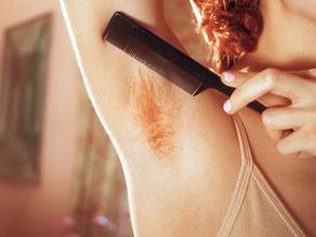 Hairy armpits: the latest feminist trend