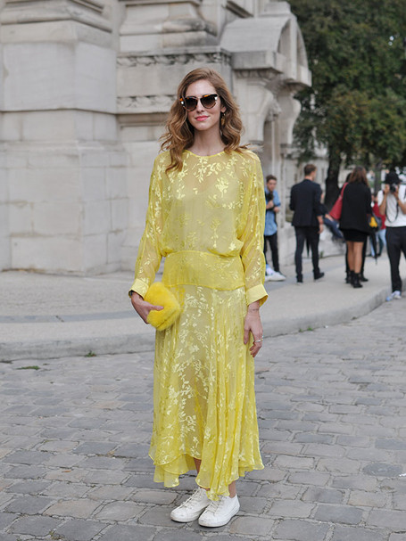 Chiara Ferragni: The World's First Fashion Influencer