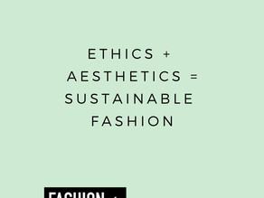 Sustainable fashion policy: is it all just a publicity stunt?