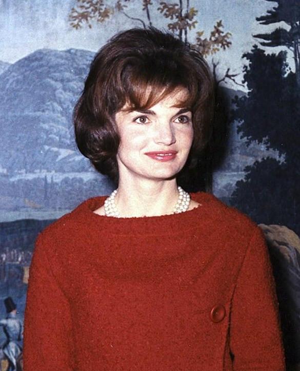 Jacqueline Kennedy Onassis - Wicipedia