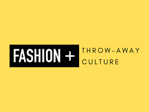 Can we throw-away the throw-away culture?