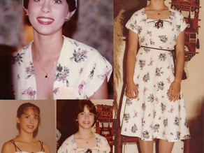 Vintage Fashion: Once Upon a Frock – Ana's Story