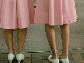 Family fashion: why twinning isn't always winning