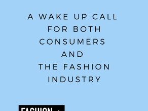 Unprecedented: global crisis, fear and fashion