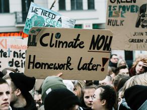 Fashion's Climate Emergency