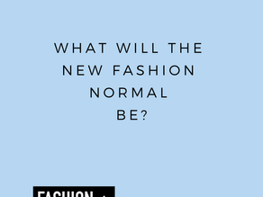 What the Coronavirus really means for fashion