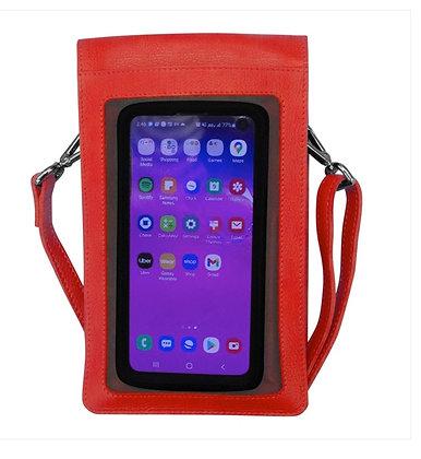Slim Mesh Phone Bag