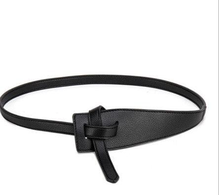Vegan Leather Obi Belt