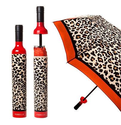 Leopard Print Bottle