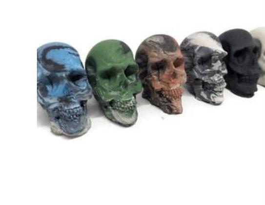 Concrete Mini Skulls
