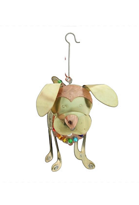 OLIE THE DOG ORNAMENT