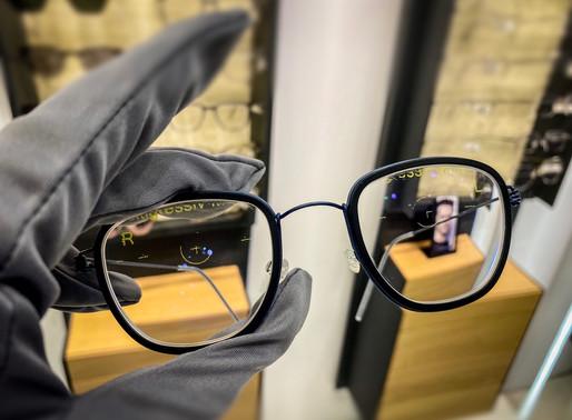 REVIEW CASE :  แว่น LINDBERG Lim Niels customized frame กับ Rodenstock multigressive mono plus2