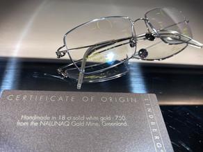 REVIEW CASE :แว่น LINDBERG Rim Nikolaj Solid White goldกับ  Varilux Physio3.0 Airwear Xtractive Grey