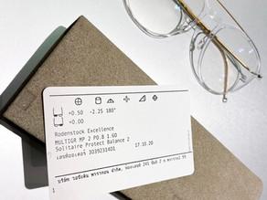 REVIEW CASE :  แว่น LINDBERG Now 6580 กับ Rodenstock Multigressiv Mono Plus2 Index 1.60