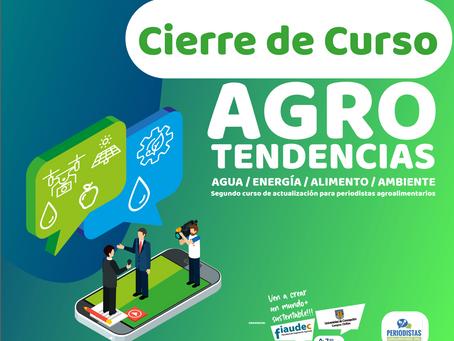 Concluye curso de actualización de FIAUdeC para periodistas agroalimentarios