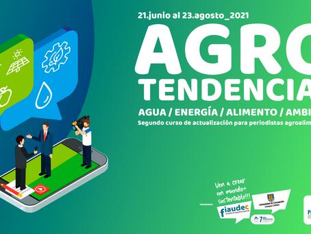 Facultad de Ingeniería Agrícola UdeC dictará curso para periodistas agroalimentarios