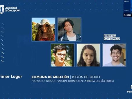 """Premian a estudiantes de FIAUdeC por programa """"Prácticas con Impacto"""""""