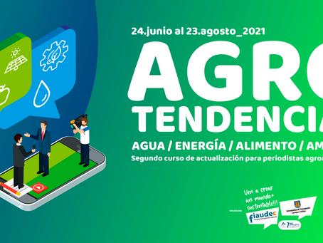 Ingeniería Agrícola UdeC dicta curso para periodistas agroalimentarios
