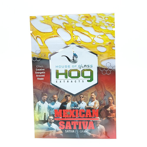 HOG Mexican Sativa