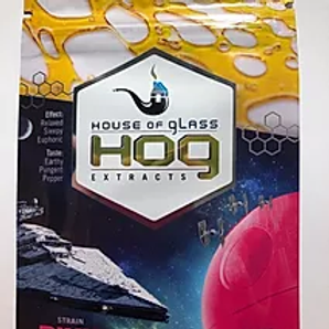 HOG EXTRACTS- Pink Death Star