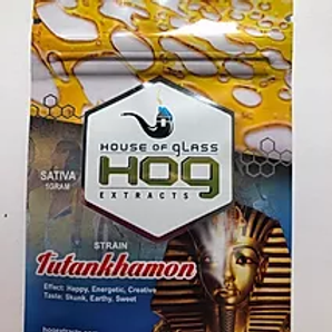 HOG EXTRACTS - Tutankhanon