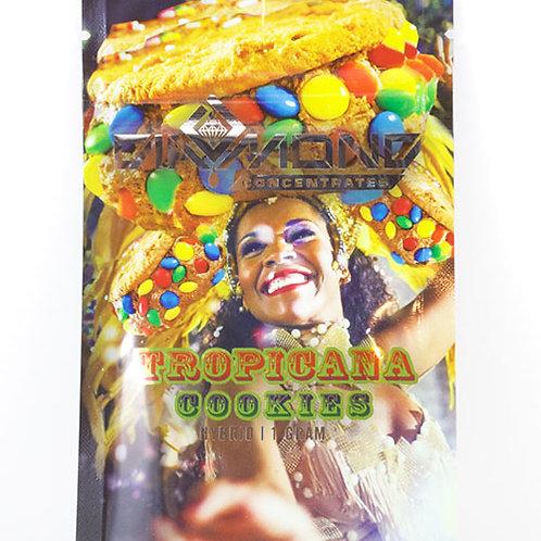 Diamond Tropicana Cookies