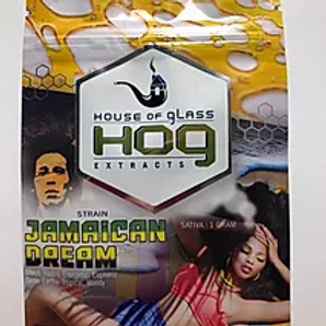 HOG EXTRACTS - Jamican Dream