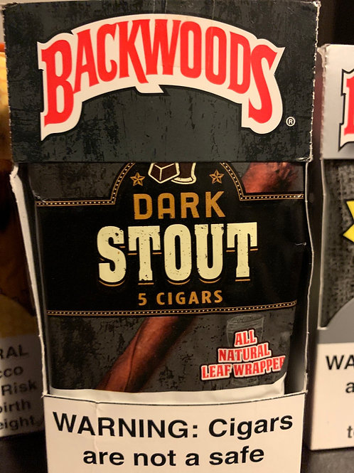 BACKWOODS-DARK STOUT