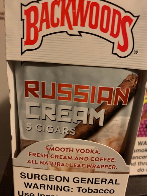 BACKWOODS-RUSSIAN CREAM