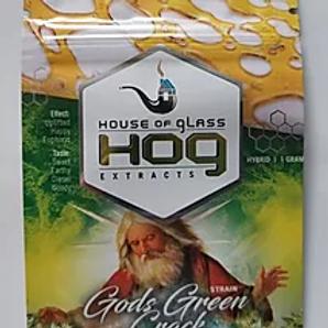 HOG EXTRACTS - GODS GREEN CRACK