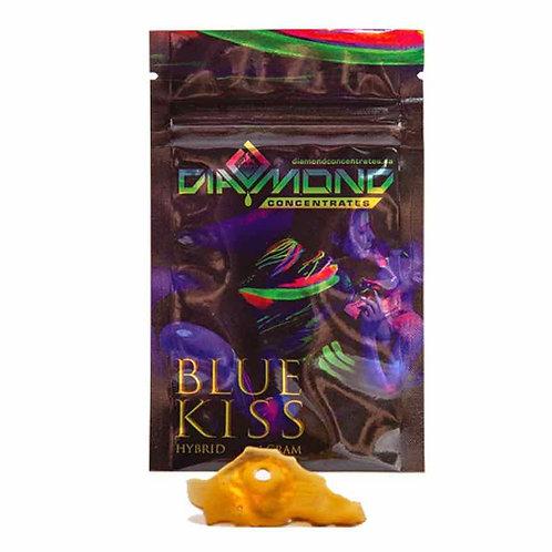 Diamond Blue Kiss